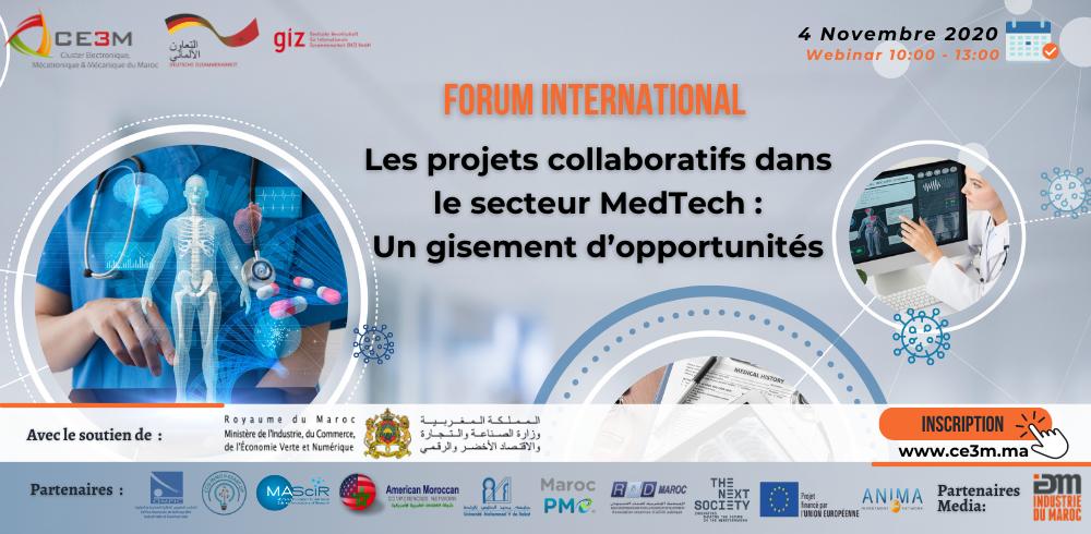 International MedTech Forum | Call for partnership