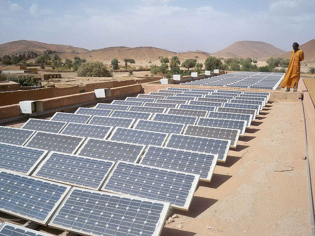 Solar to strengthen Algeria's energy outlook