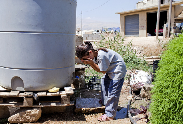 Knowledge of water and agriculture for Lebanon