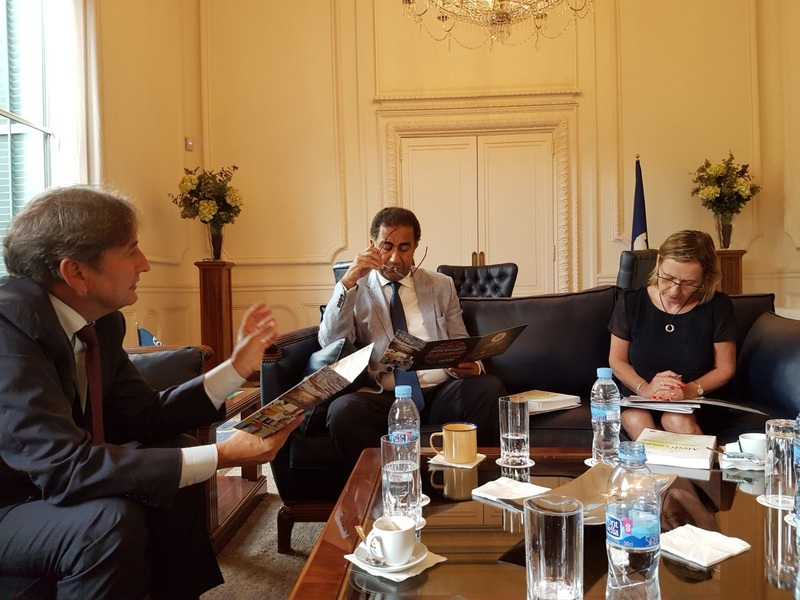 UfM-CIHEAM Renewed Partnership: Strengthening cooperation for a better resilience in the Mediterranean