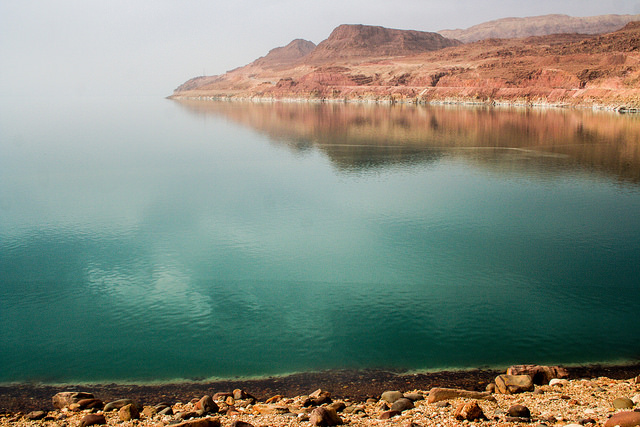 New life for the Dead Sea