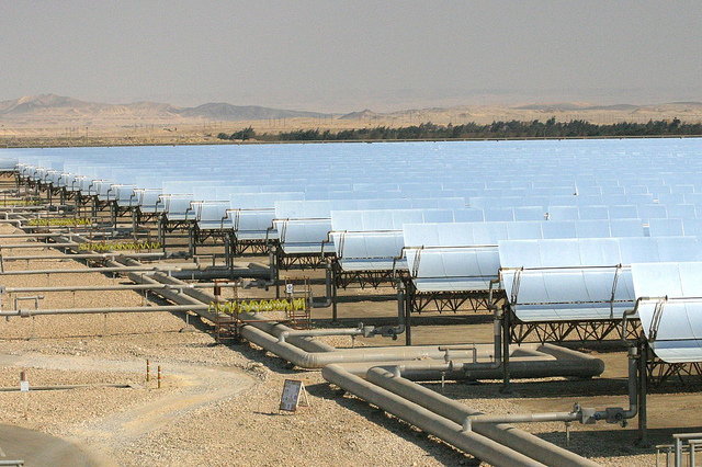 Energy perspectives for Egypt