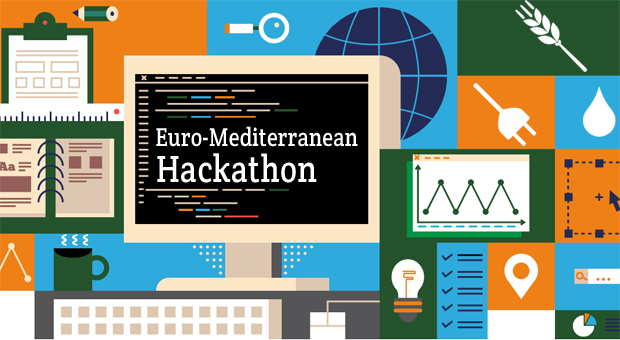 Euro-Mediterannean Hackathon in Jordan | 1st announcement