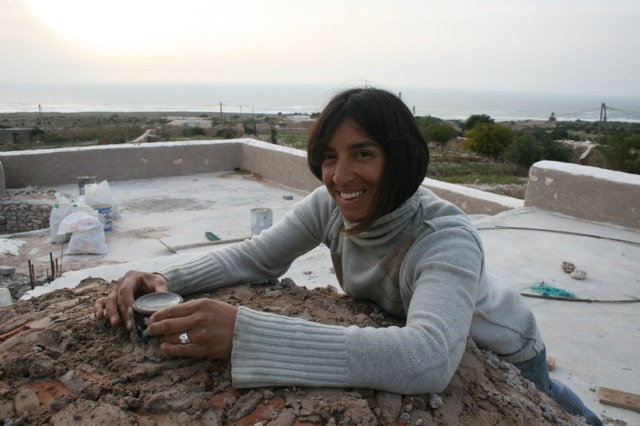 A community permaculture project in Morocco