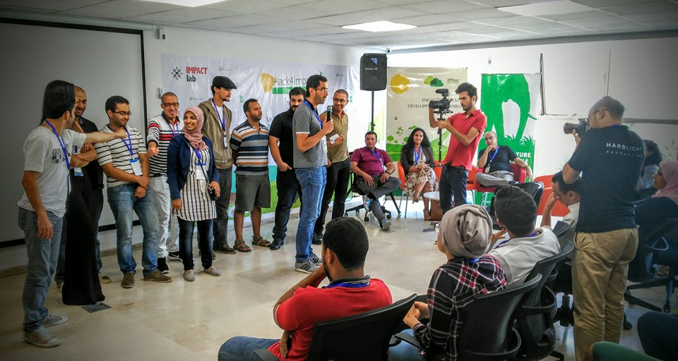 Hack4Impact: sustainable agriculture in Morocco