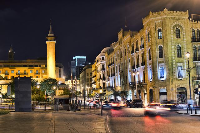 The Lebanese solar revolution