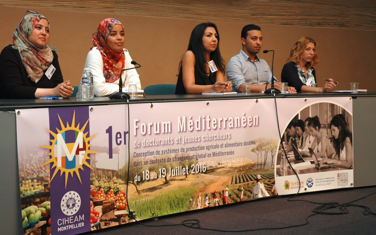 1st Mediterranean Forum for PhD Students & Young Researchers