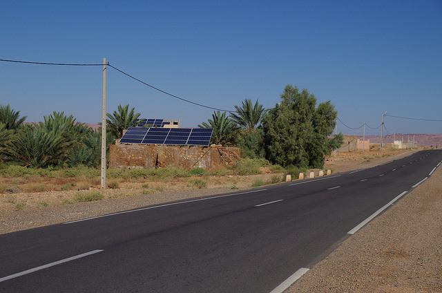 After COP22, Morocco To Implement 100% Renewable Electricity