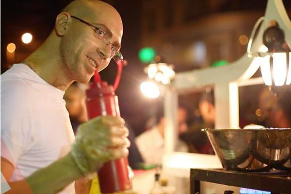 A new kind of street food in Cairo