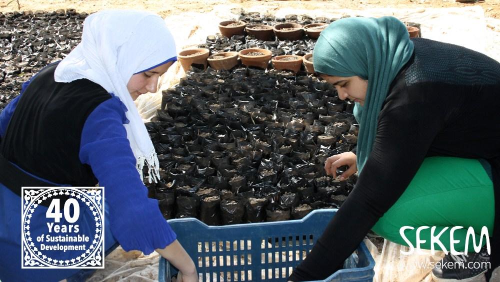 New Generation of Biodynamic Farmers at SEKEMs Vocational Training Center