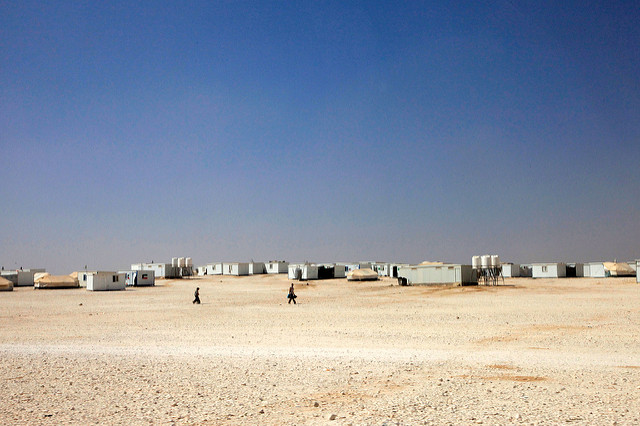 Providing Water for Syrian Refugees in Jordan