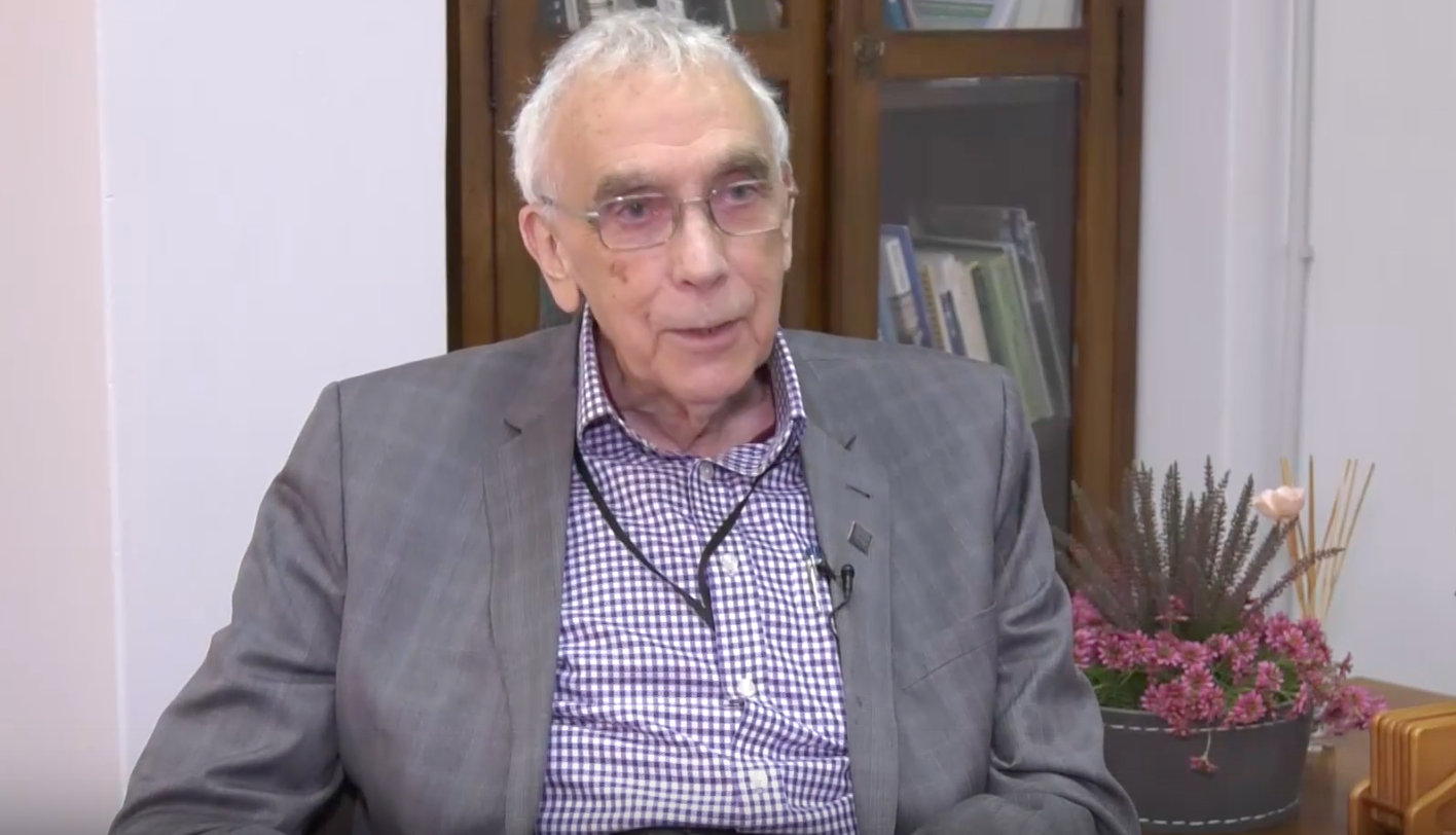 Professor Tony Allan discusses water and food security in the MENA region