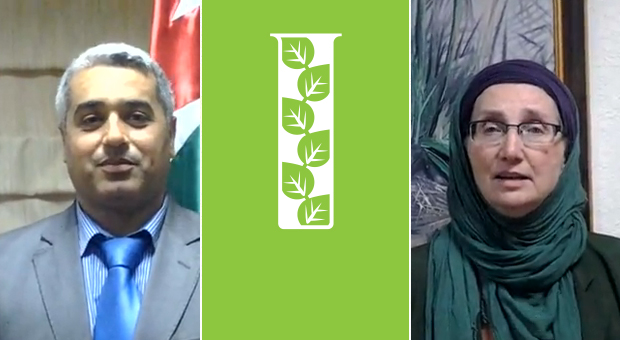ERAWIDE coordinators in Jordan: 2 interviews