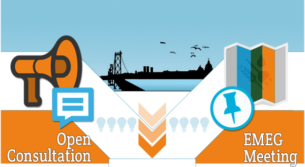 Infographic: a participative process
