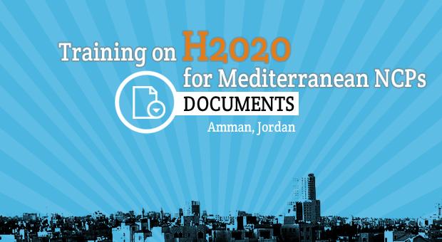 Training on H2020 | Presentations
