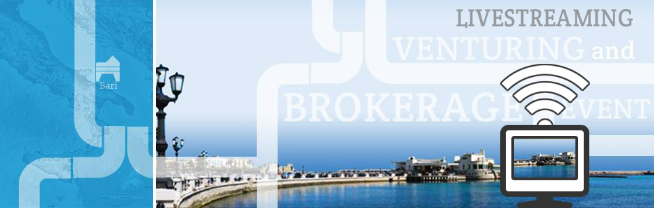 3rd Euro-Mediterranean Brokerage and Venturing Event | Livestream