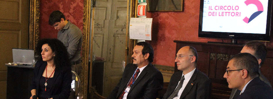"1st MedSpring ScienceCafé ""Cultural Heritage contribution to Euro-Mediterranean Cooperation"""