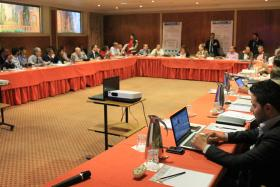 Snapshots from the 1st EMEG meeting