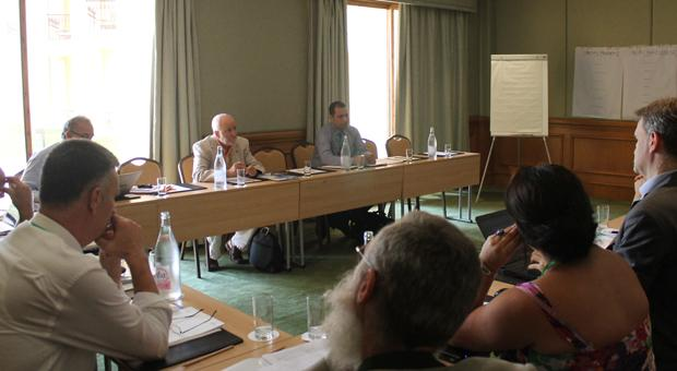 Snapshots from the 2nd EMEG meeting