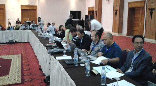 Snapshots from Training on H2020 | Marrakesh, Morocco