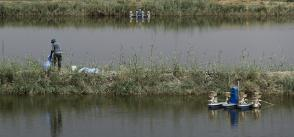 FAO project: non-conventional water for sustainable integrated agri-aquaculture development