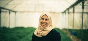 RUWOMED and the economic empowerment of women in rural Palestine and Lebanon