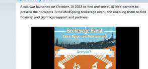 Brokerage Event | storify