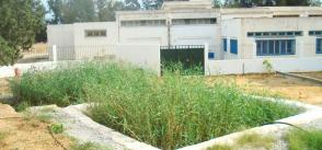 Water management in Tunisia:  the Technical Demonstration Centre