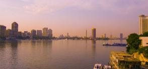 900km Nile City
