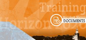 Training on H2020, Marrakesh | Presentations