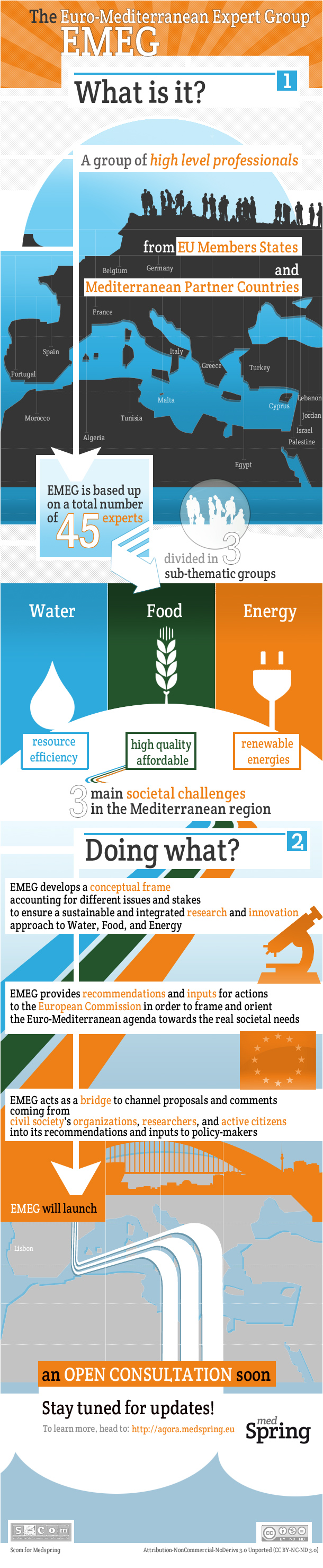 What is EMEG | infographic