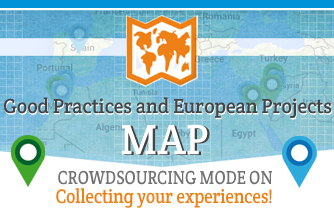 Good practices and European projects map