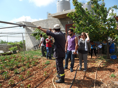 Lebanon permaculture | SOILS Association